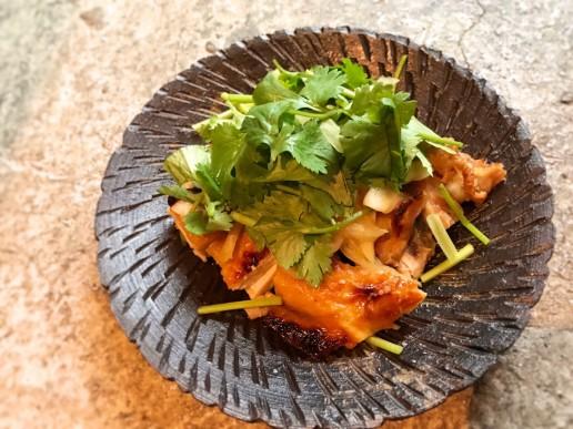 久米島赤鶏のガイヤーン